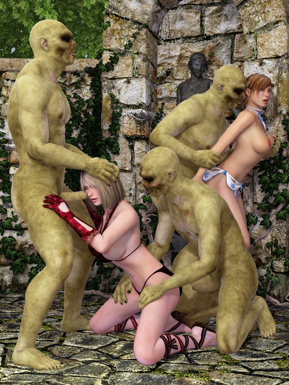 World of Porncraft monster porn hentay animation babes