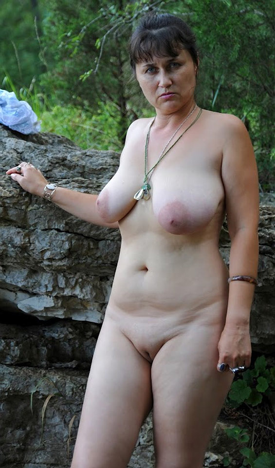Mature pussies show