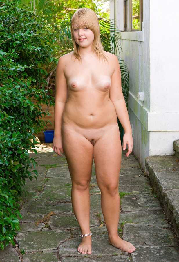 Young and plump abby 1