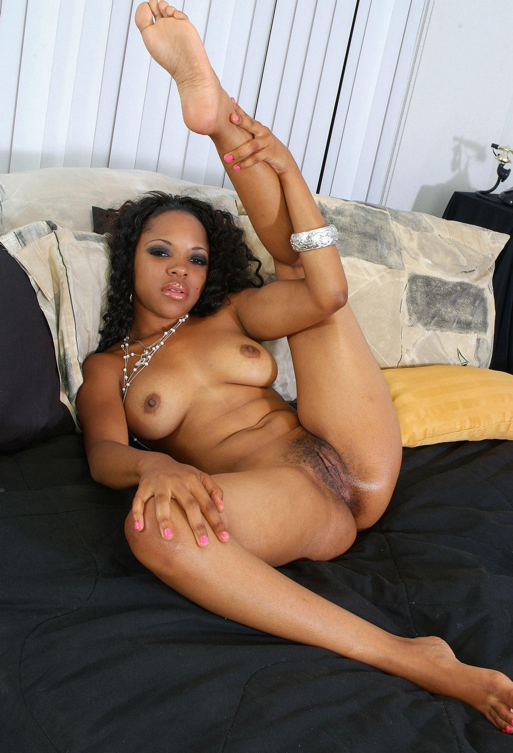 Black women sexy feet