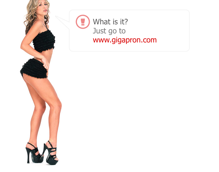 Wife modeling lingerie